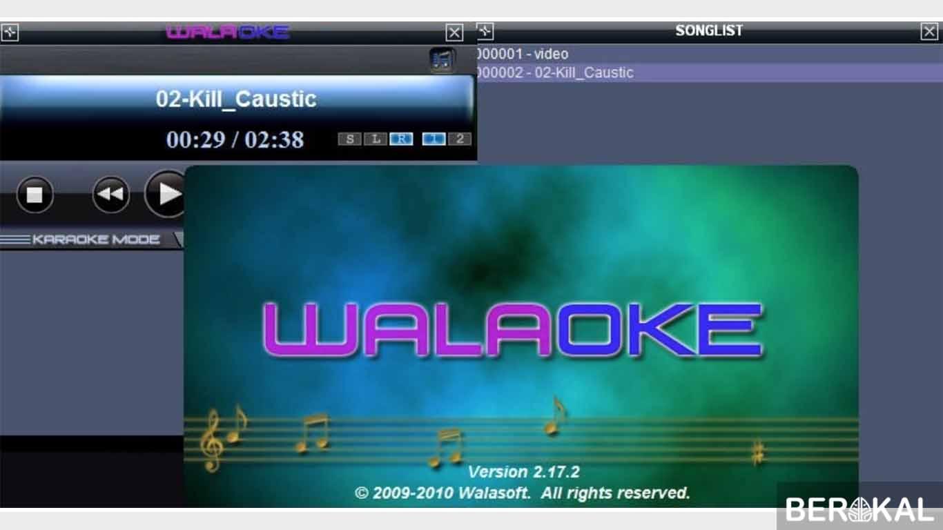 aplikasi karaoke pc gratis