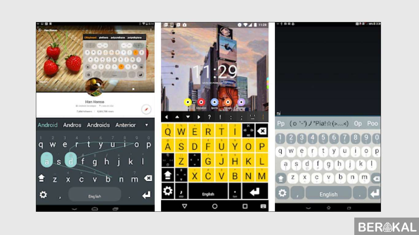 aplikasi keyboard doraemon terbaru