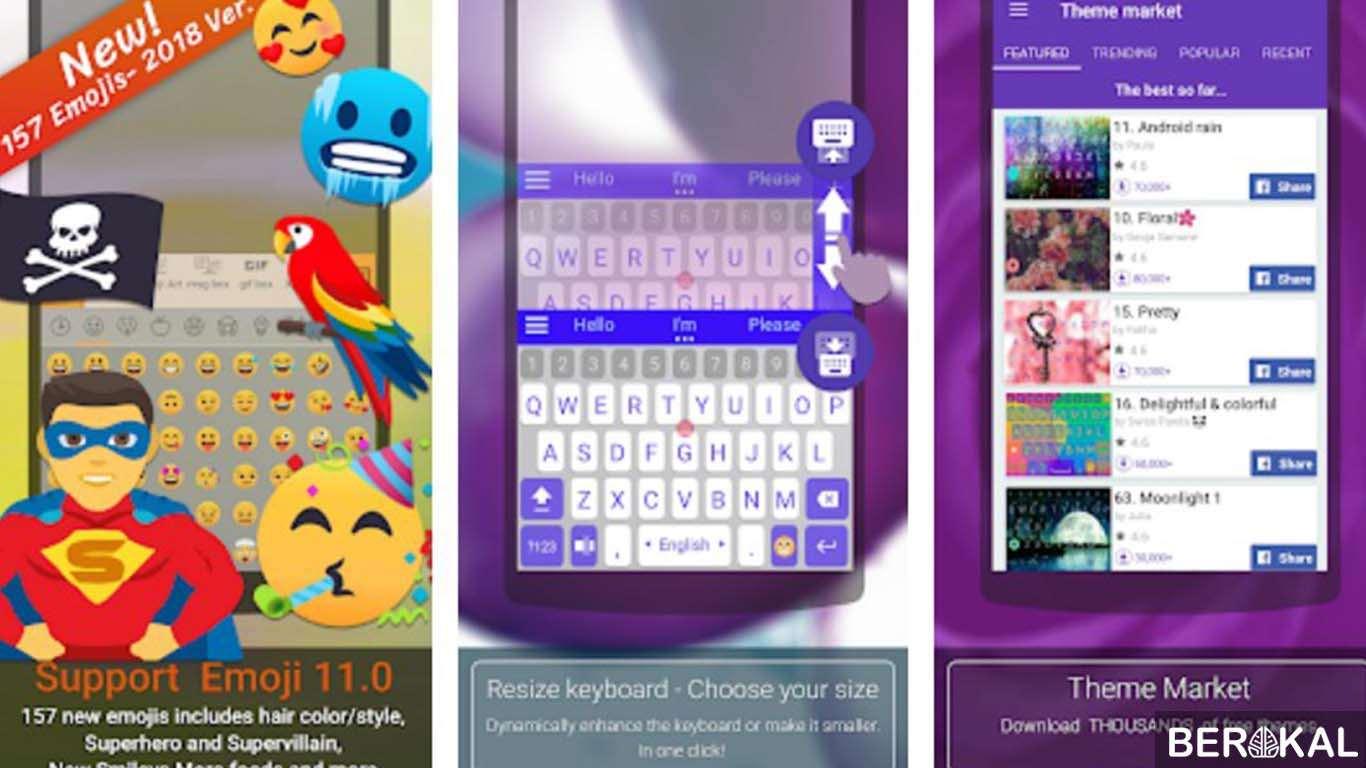 aplikasi keyboard keren