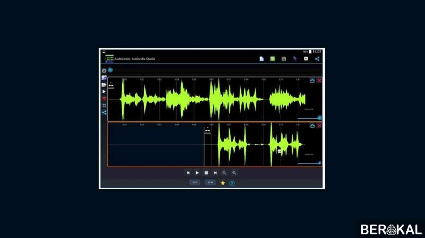 aplikasi mix lagu di android