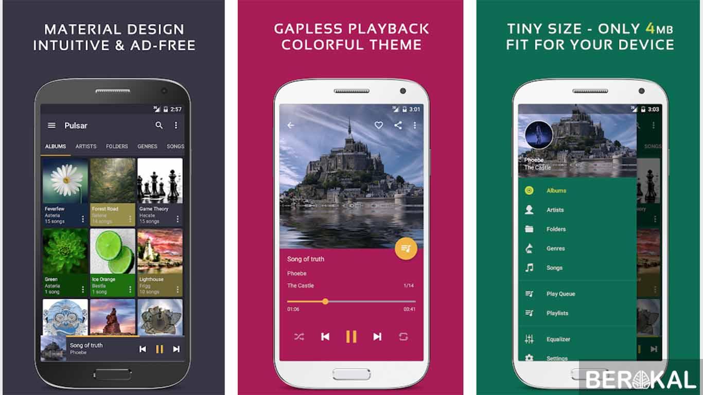 aplikasi pemutar musik iphone