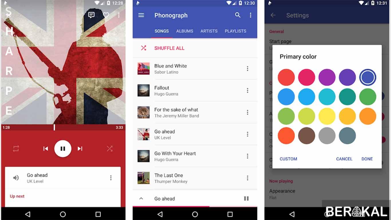 aplikasi pemutar musik mp3