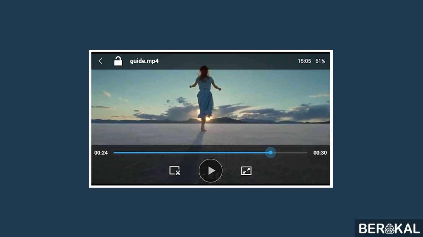 aplikasi pemutar video android semua format