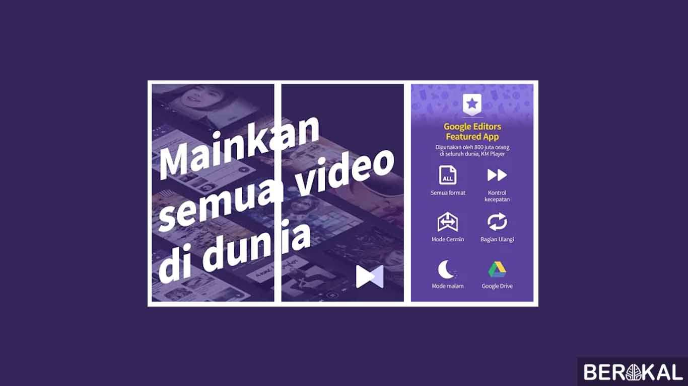 aplikasi pemutar video android subtitle