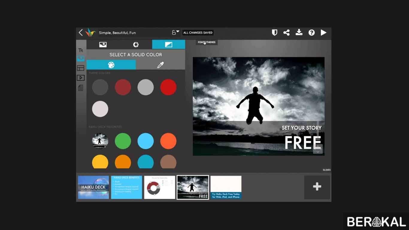 aplikasi presentasi 3d