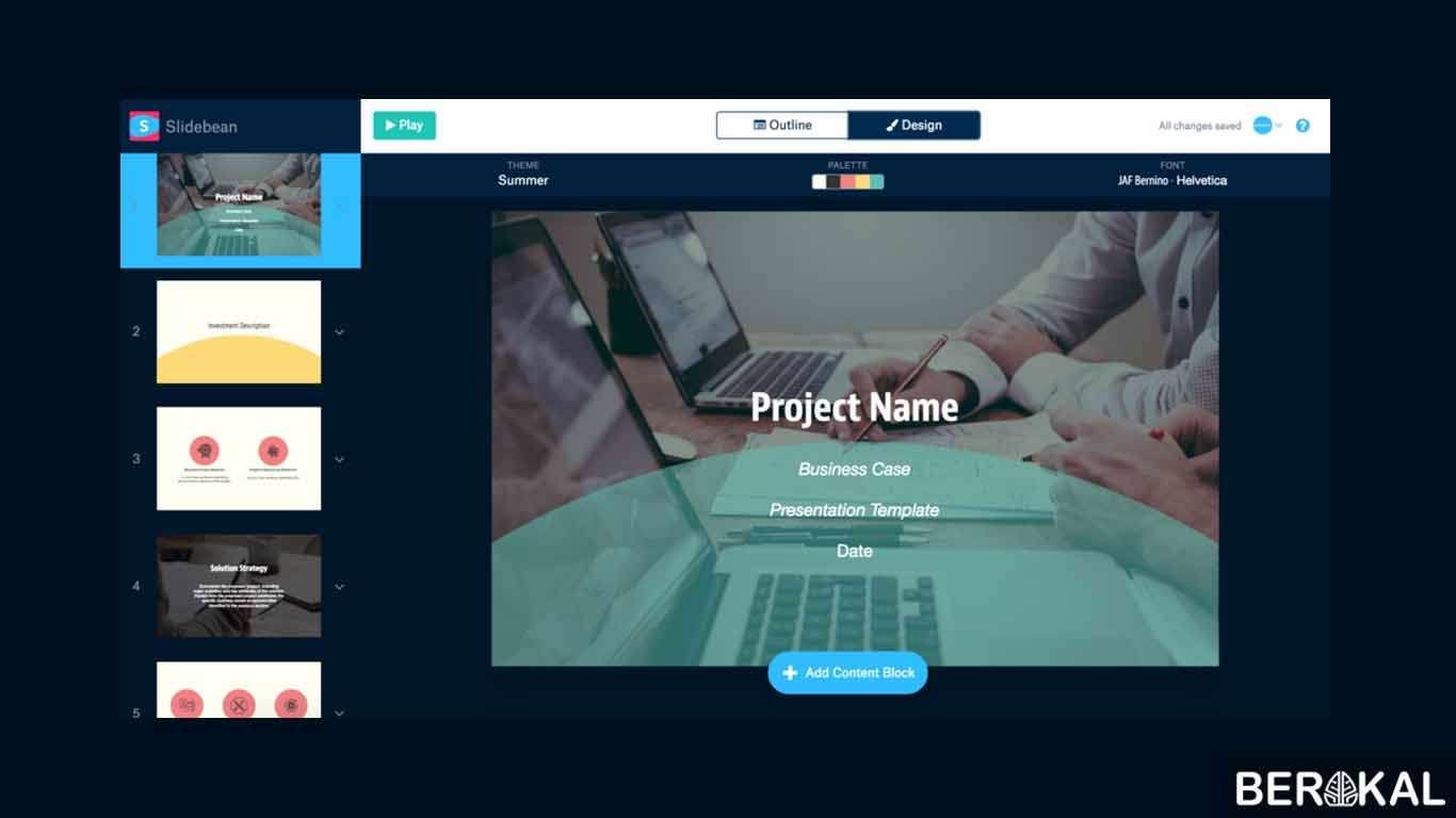 aplikasi presentasi gratis