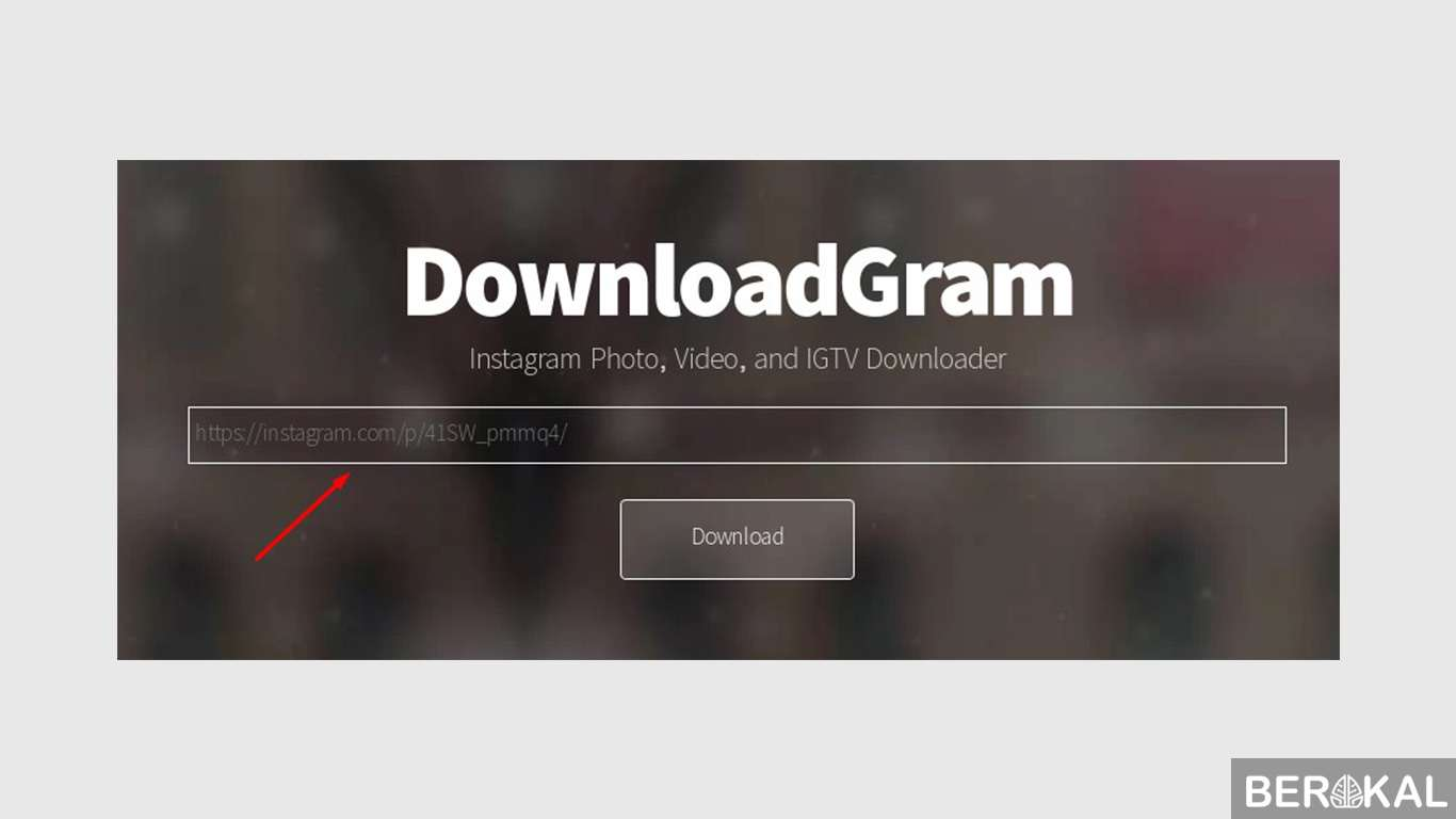 cara download video di instagram tanpa aplikasi