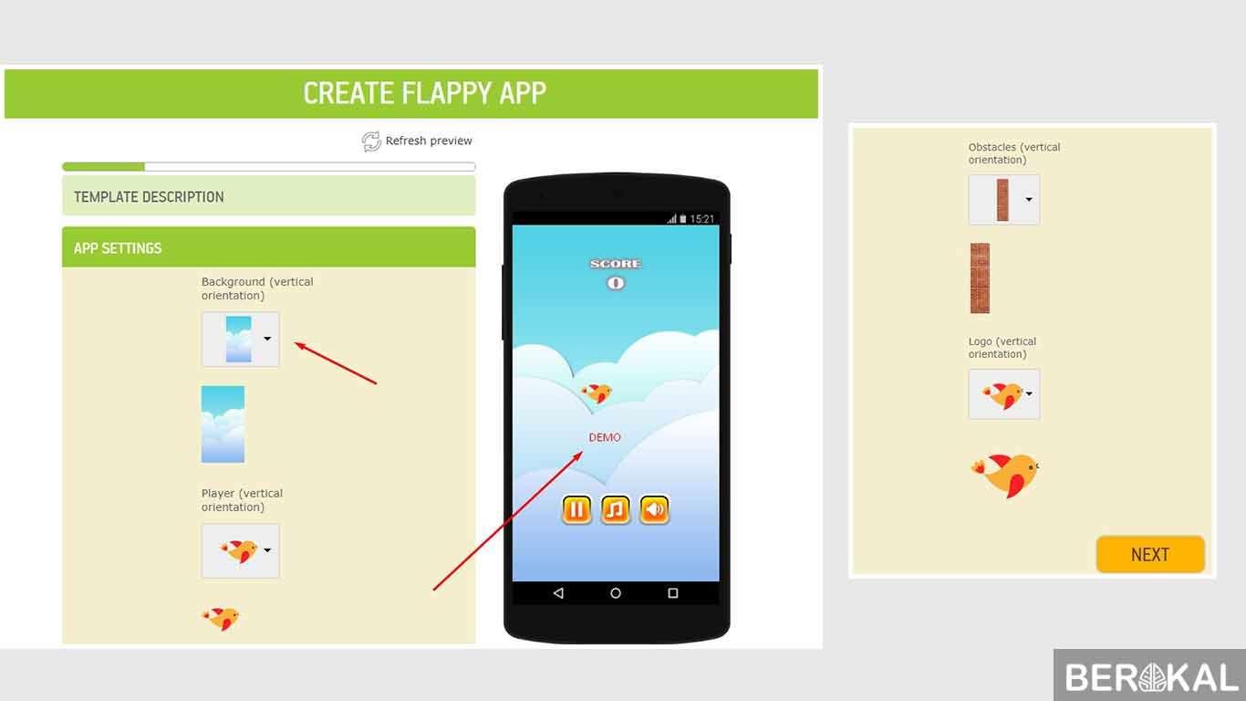cara membuat game android dengan unity 3d