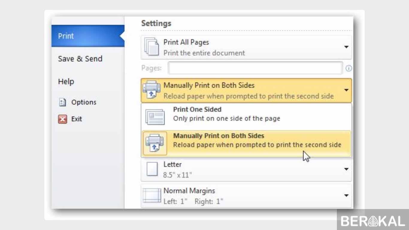 cara print bolak balik pdf multiple