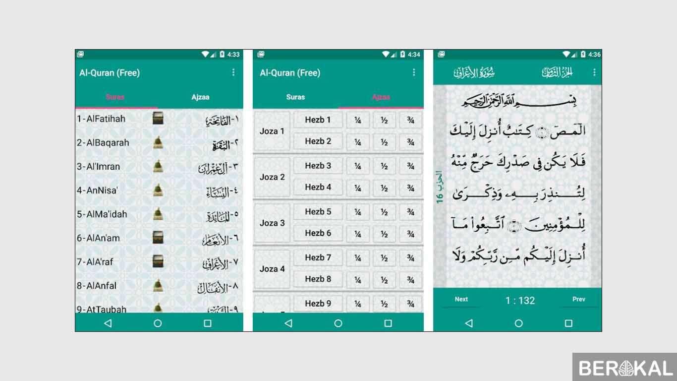 download aplikasi alquran untuk hp layar sentuh
