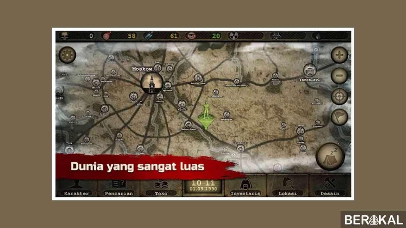 game offline android petualangan gratis