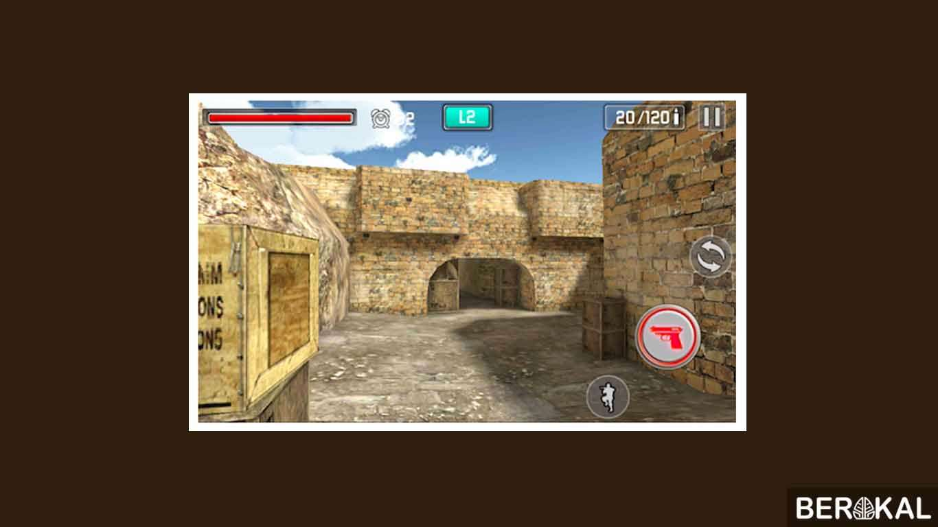 game perang android hd