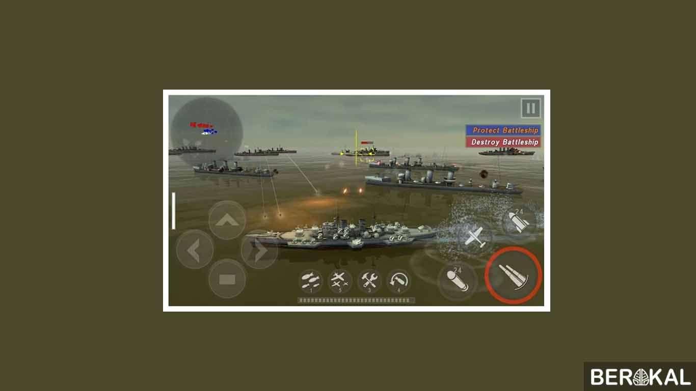game perang dunia android
