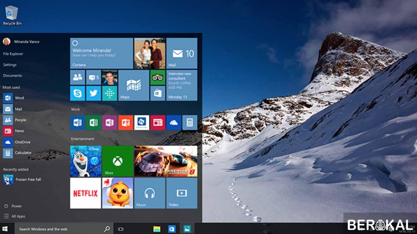kelebihan windows 10 enterprise