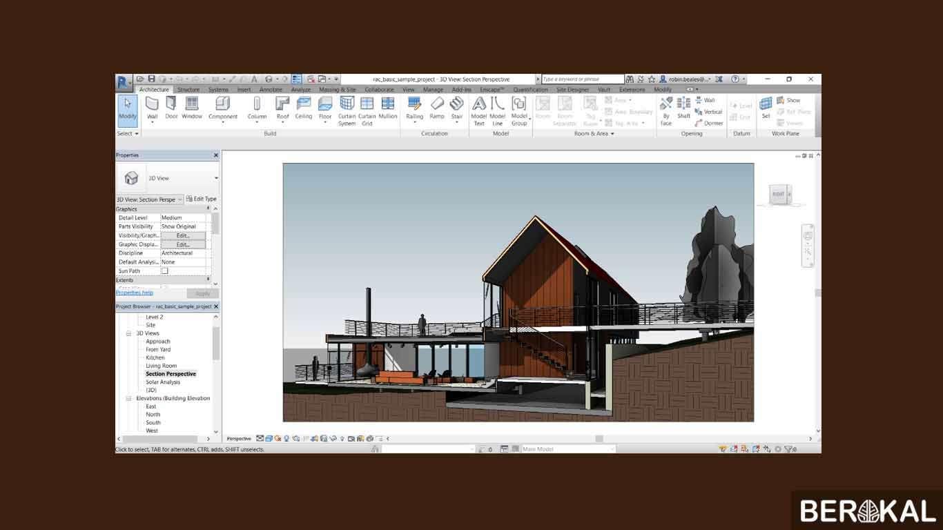 software desain rumah gratis