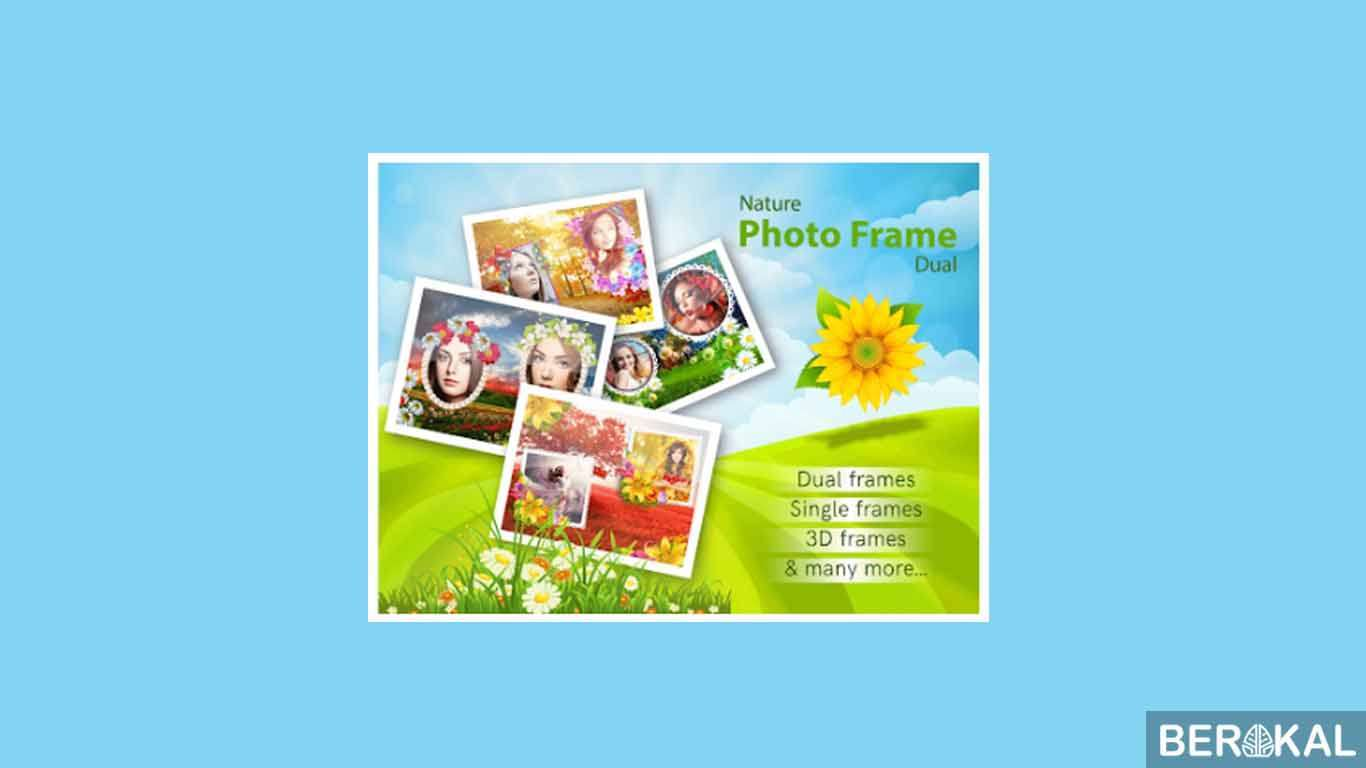 Nature Photo Frames Dual
