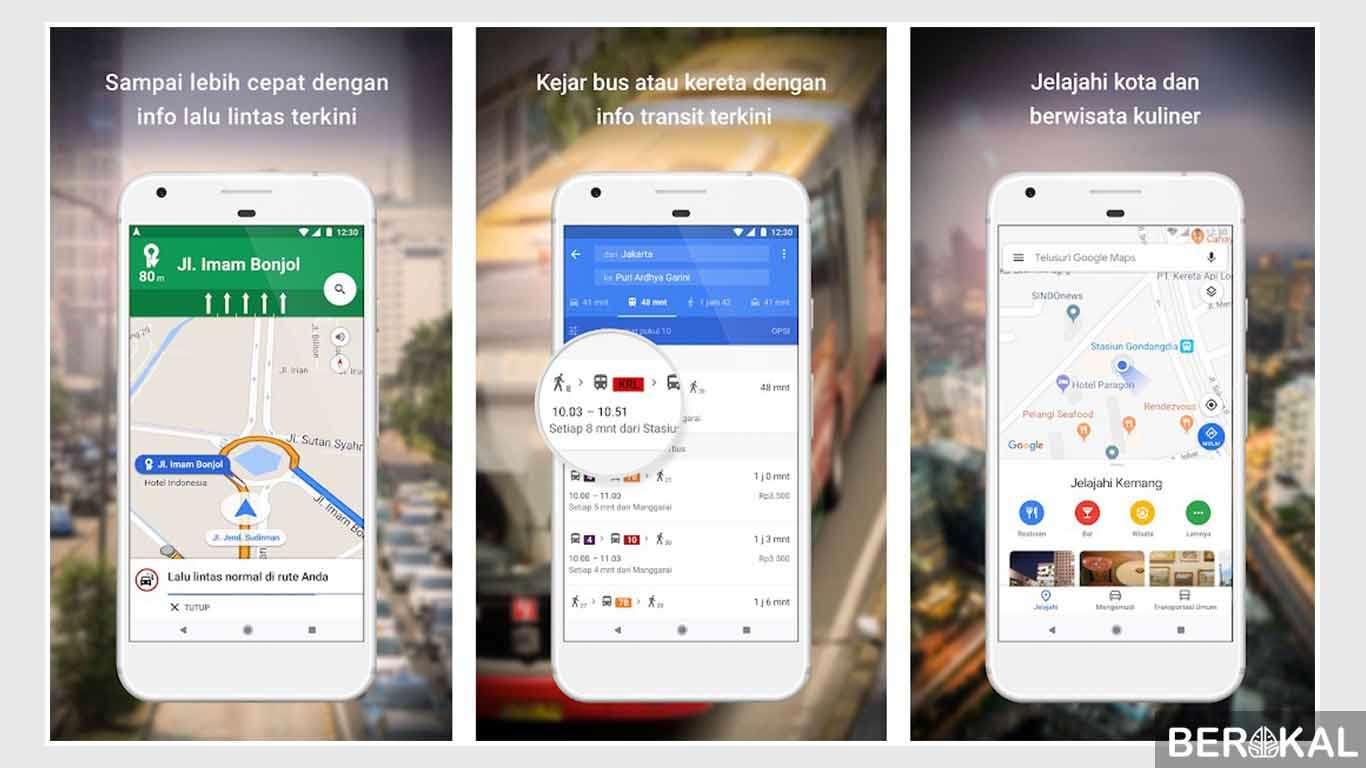aplikasi android yang berguna untuk kesehatan