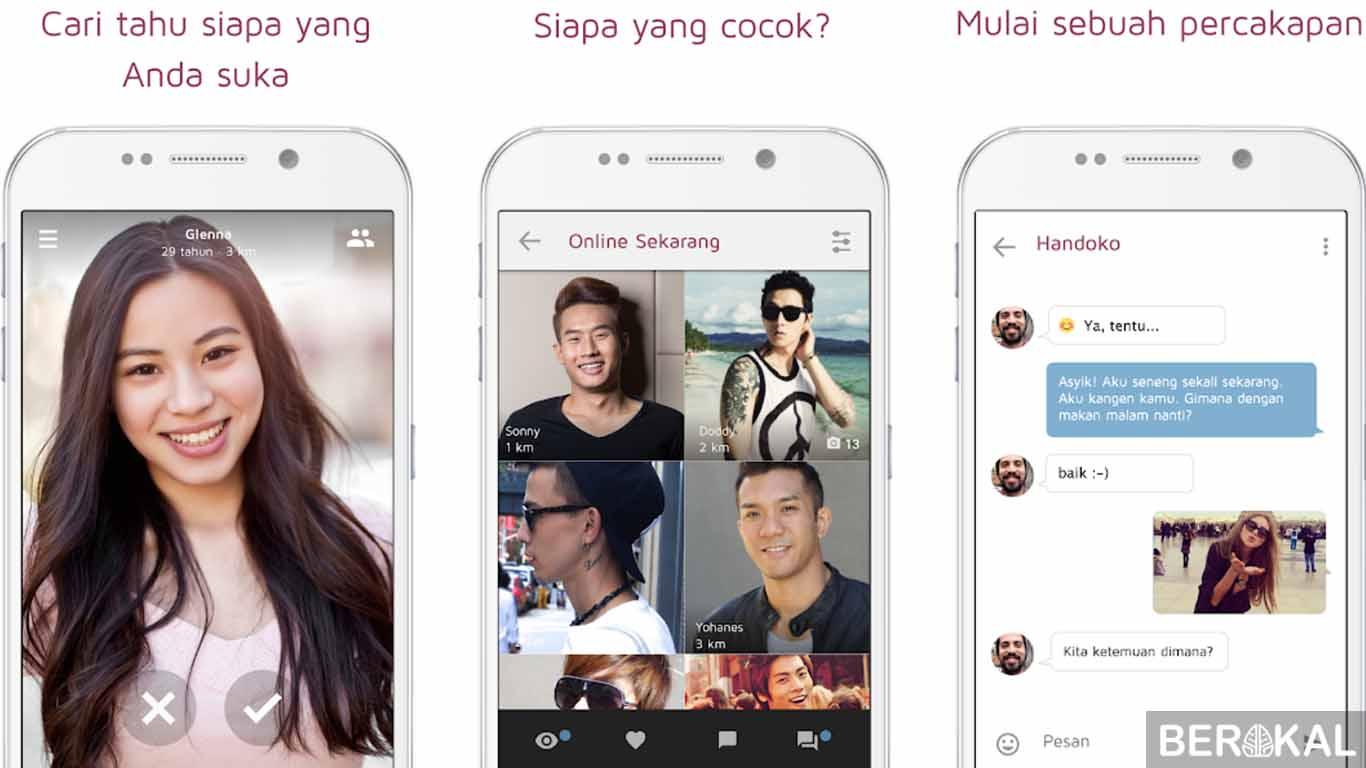 aplikasi cari jodoh populer di indonesia 2019