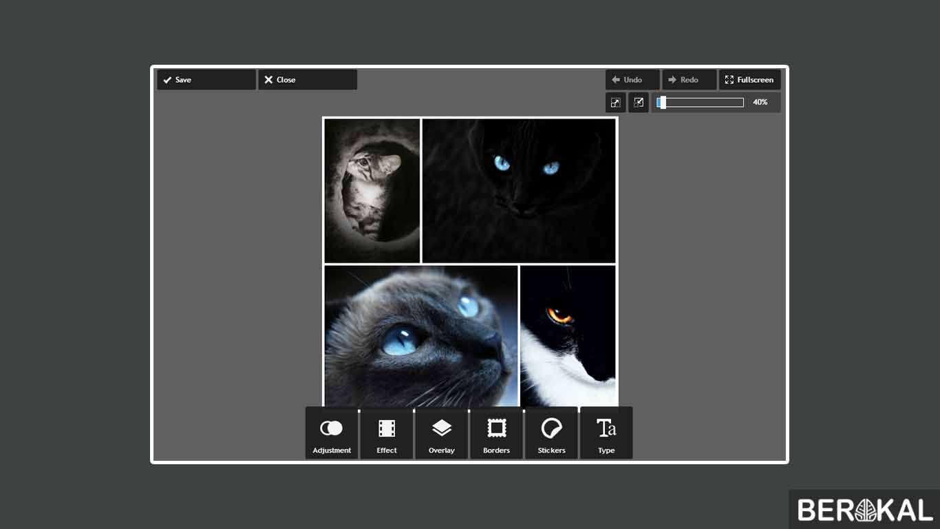 aplikasi edit foto jadi satu seperti asli