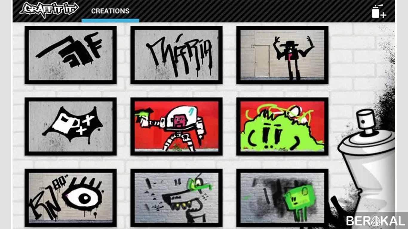 aplikasi graffiti creator positivos