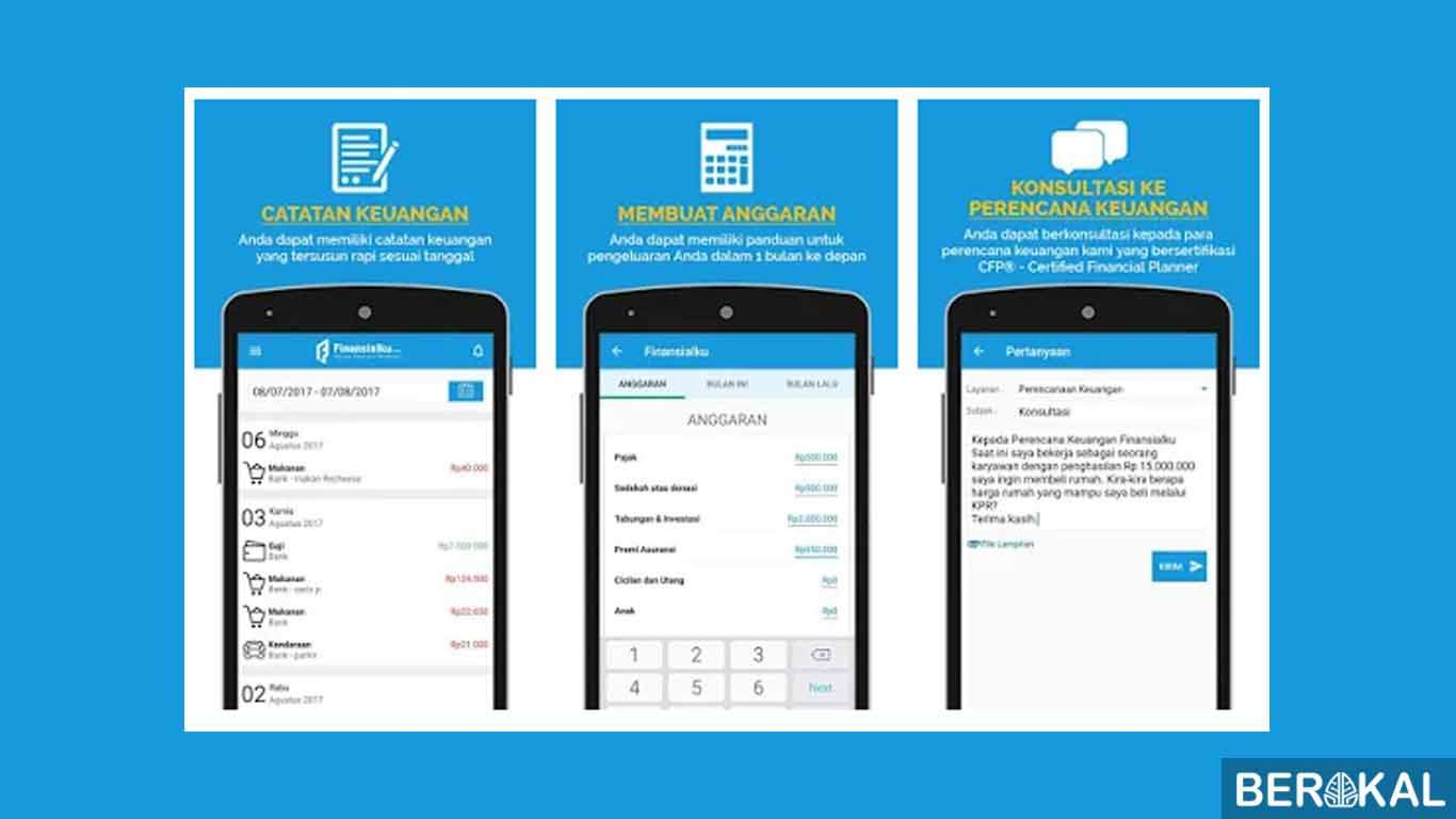 aplikasi keuangan android offline