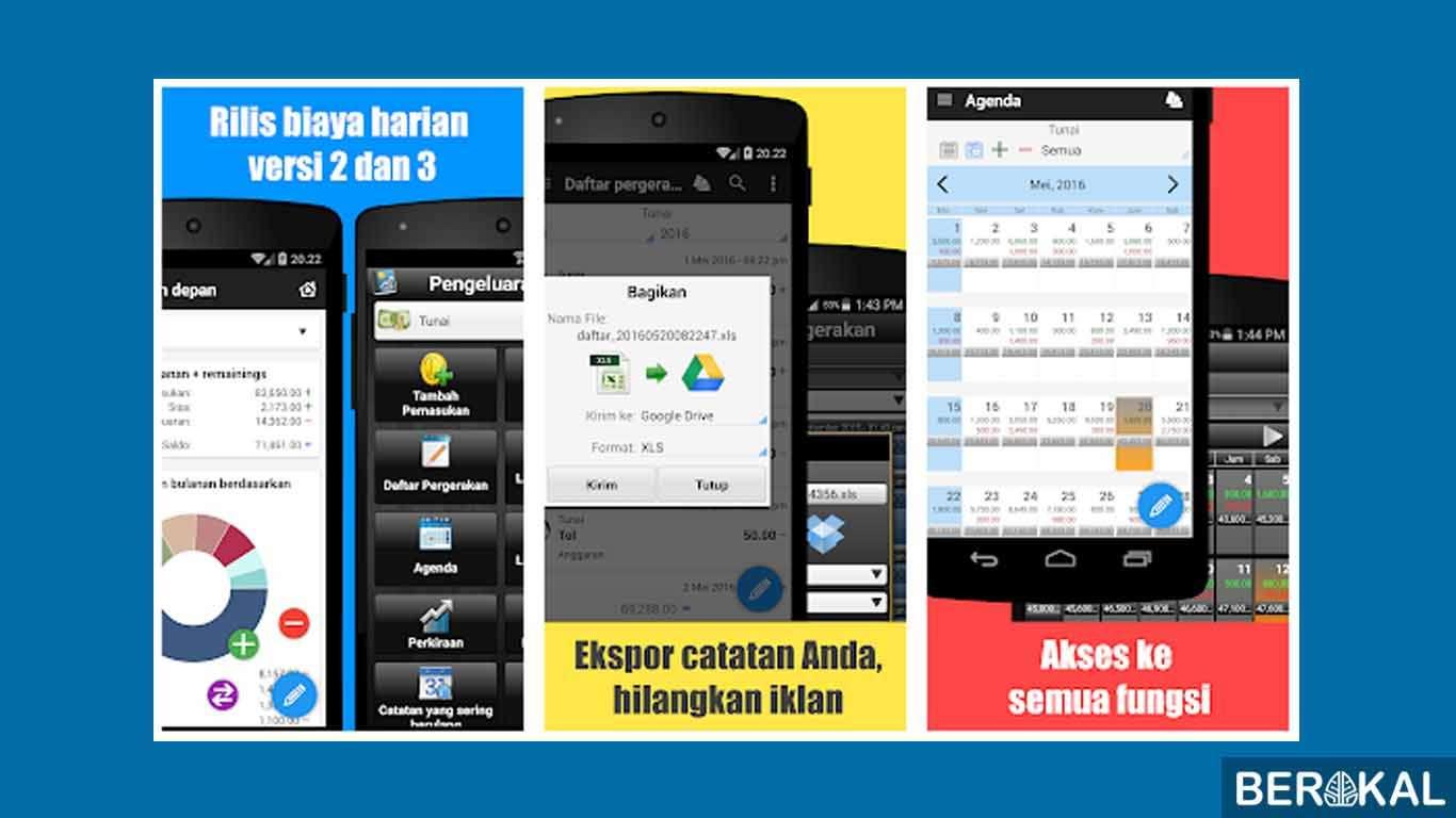 aplikasi keuangan android online