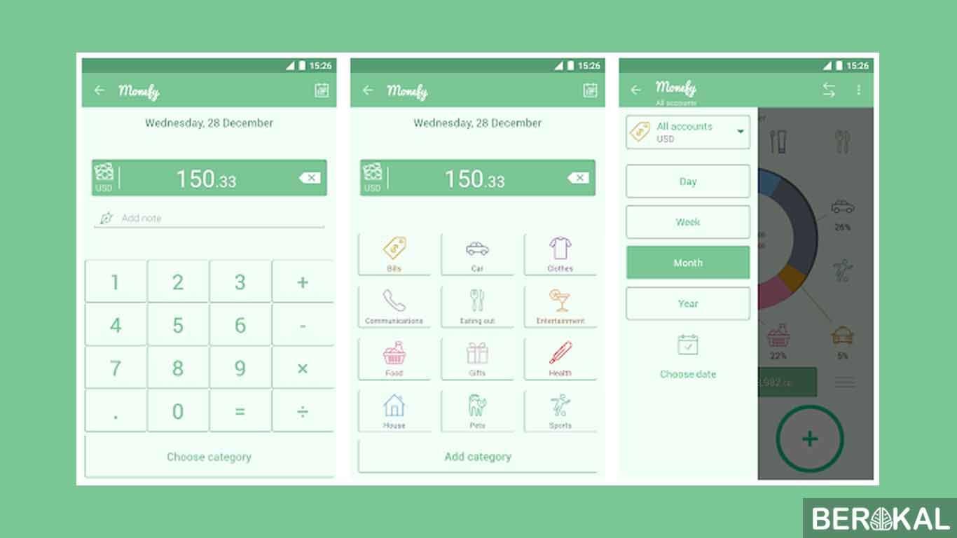 aplikasi keuangan android pro