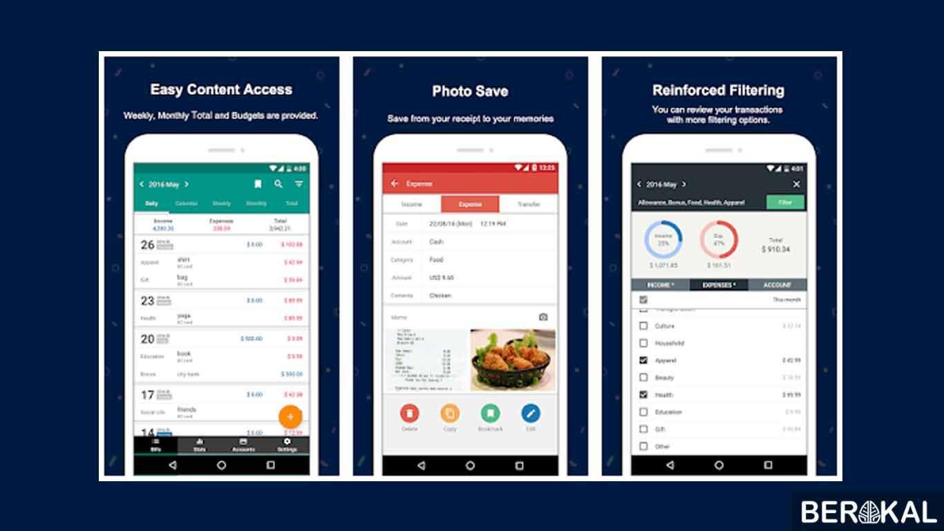aplikasi keuangan android terbaru