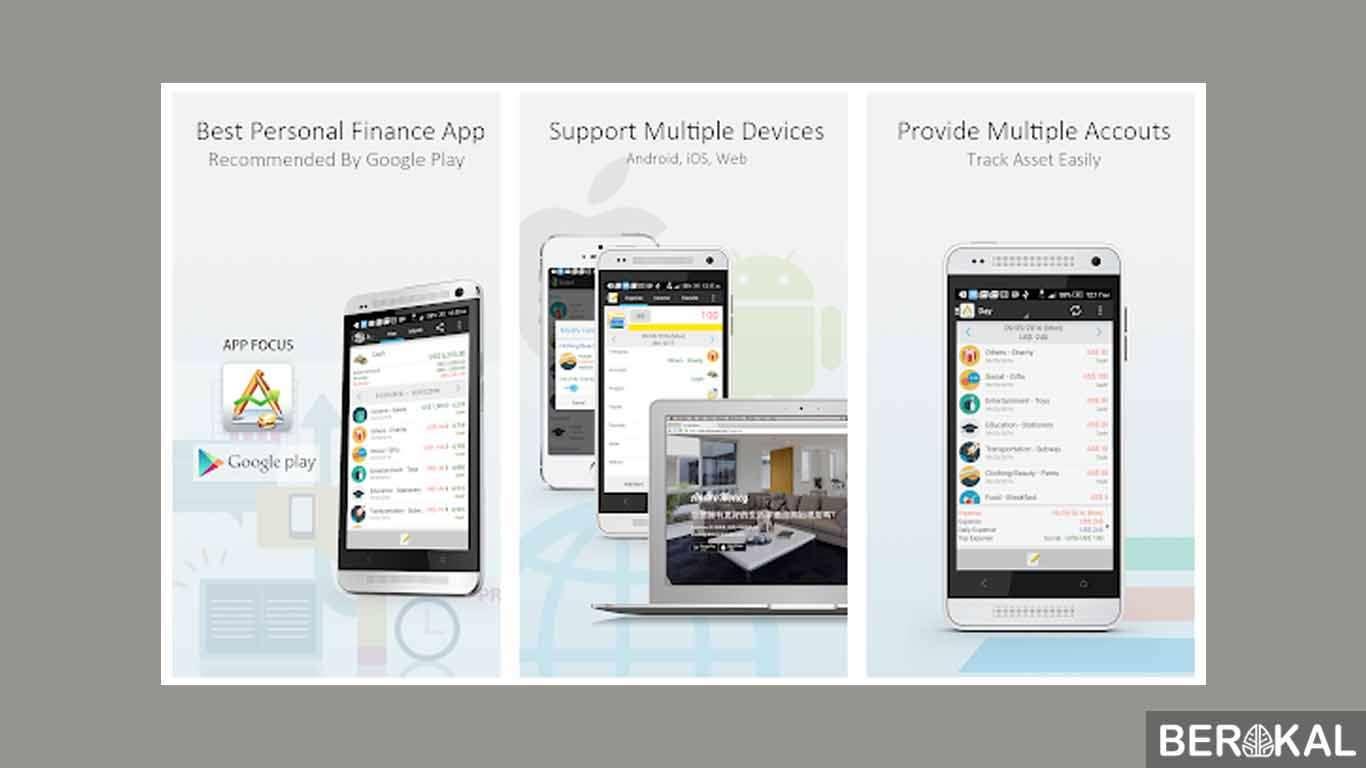 aplikasi keuangan pribadi excel