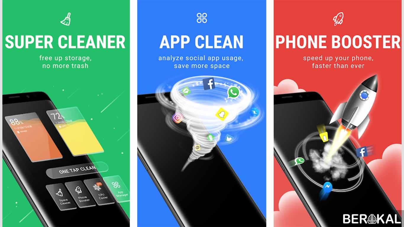 aplikasi pembersih android terbaik 2019