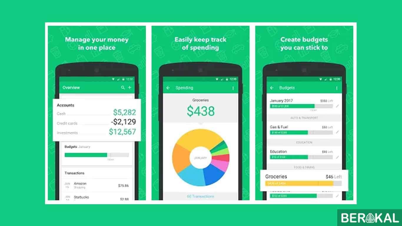 aplikasi pengatur keuangan ios