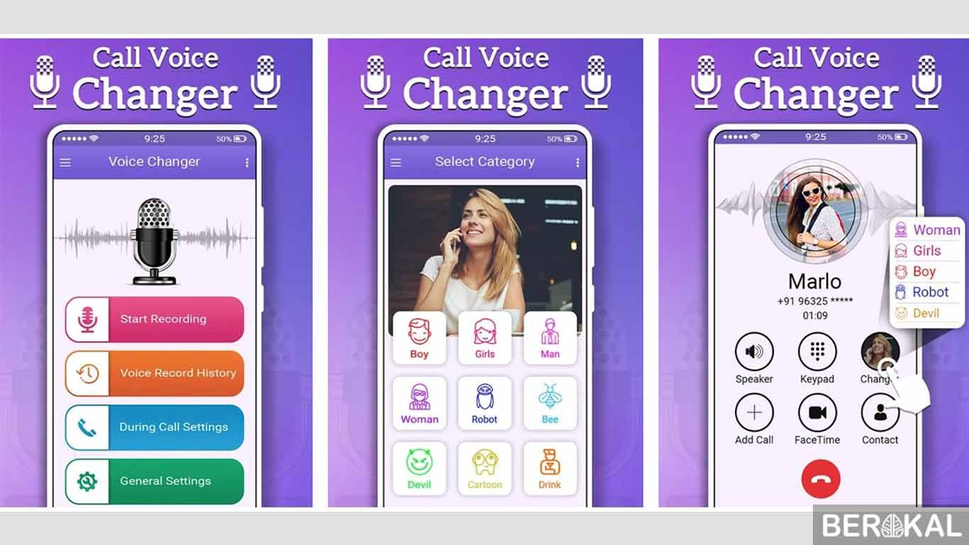aplikasi pengubah suara video