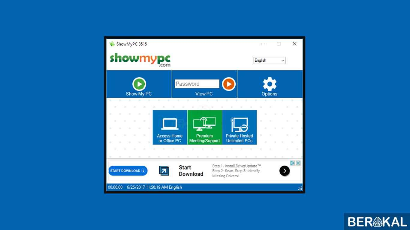 aplikasi remote desktop offline