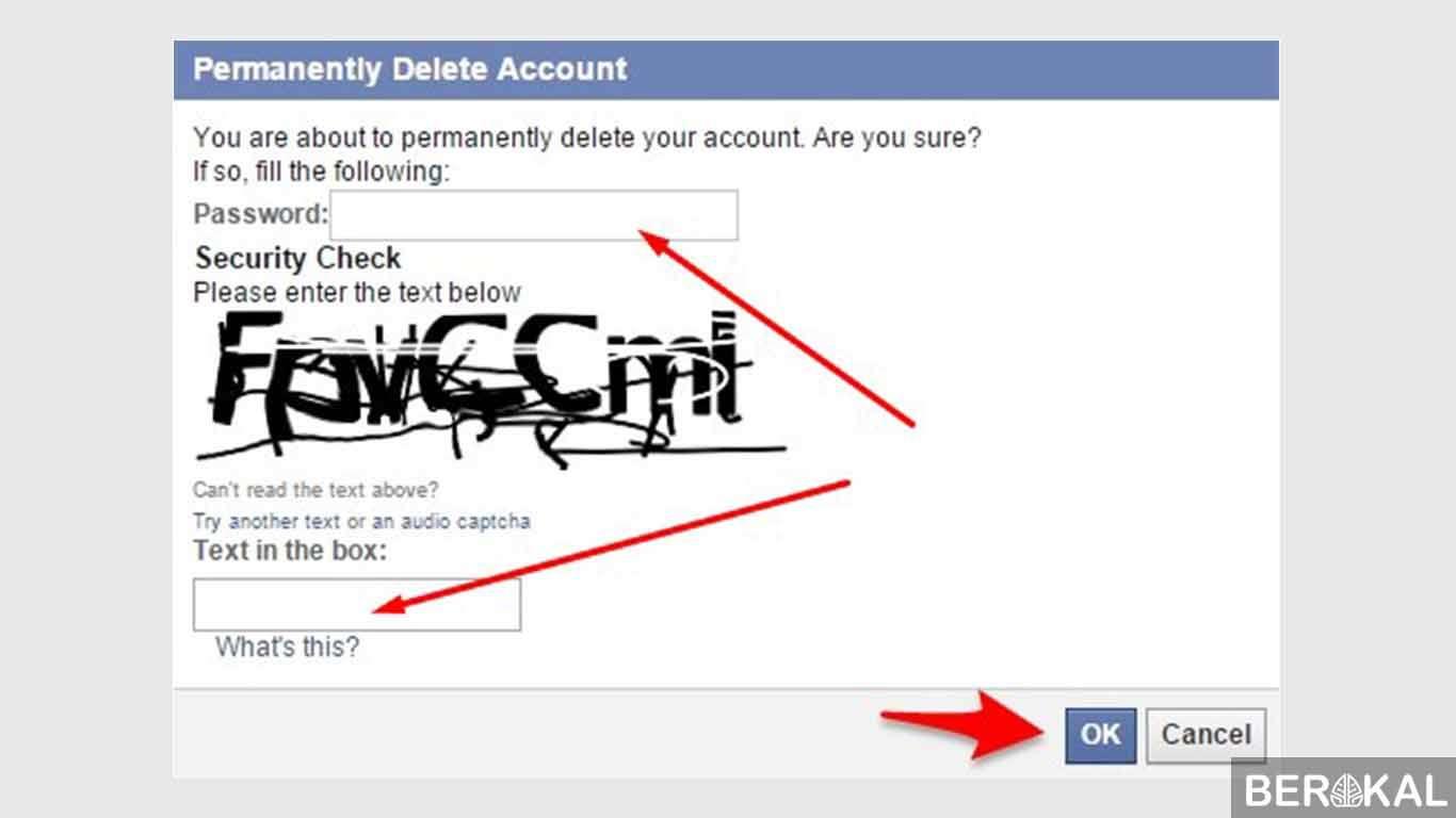 cara menonaktifkan facebook di facebook lite