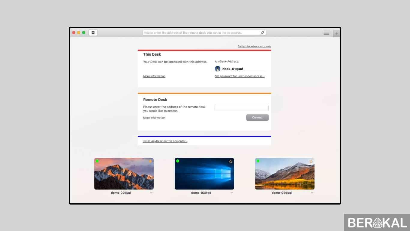 download pc remote receiver windows