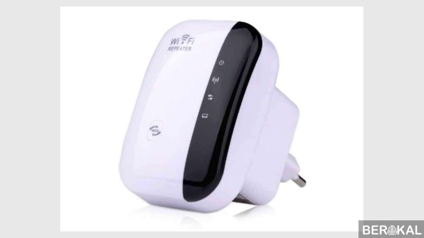 memperkuat penerimaan sinyal wifi