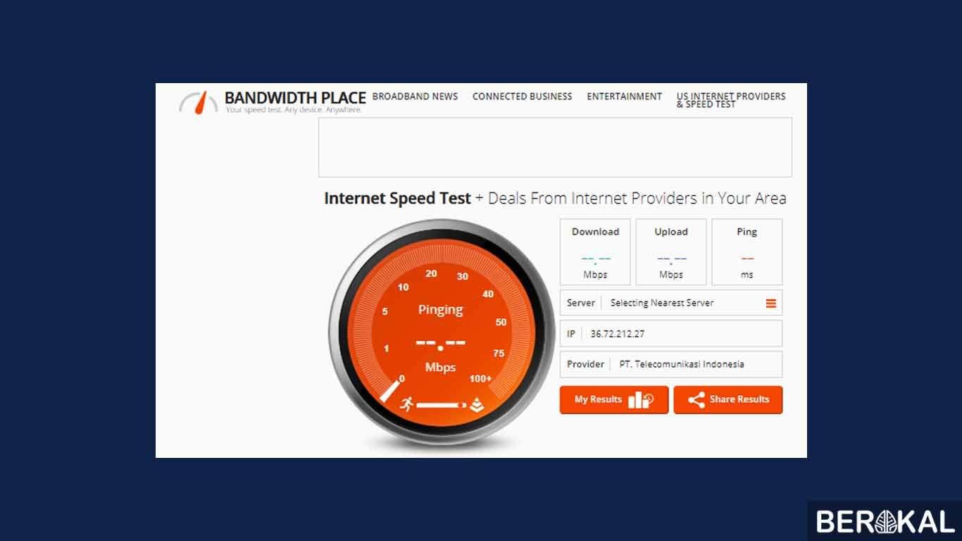 speed test google