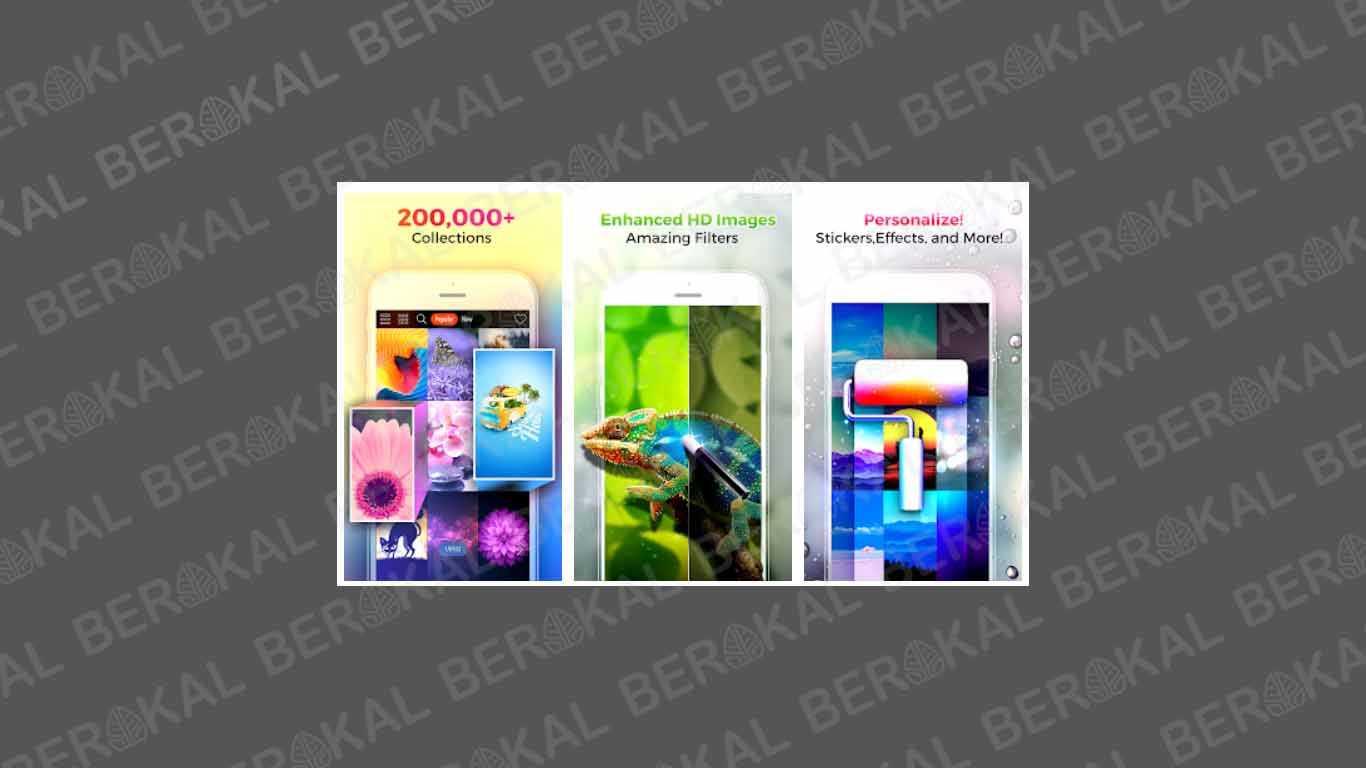 Aplikasi Cool Wallpaper HD