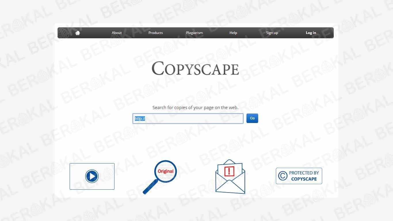 Cara Cek Plagiarisme dengan Copyscape