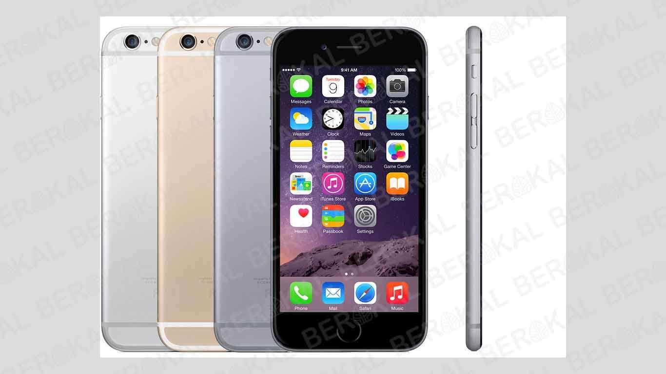 Cek Model iPhone 6