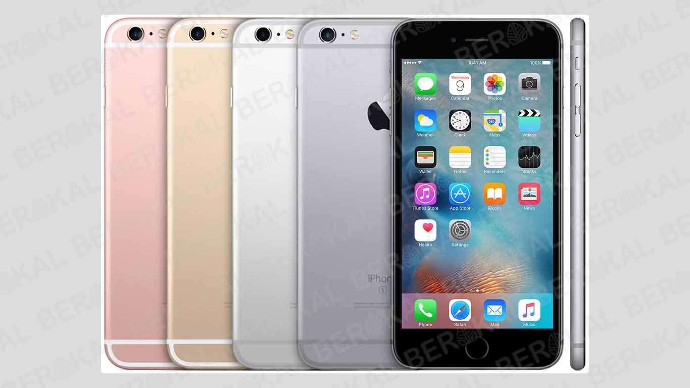 Cek Model iPhone 6s Plus