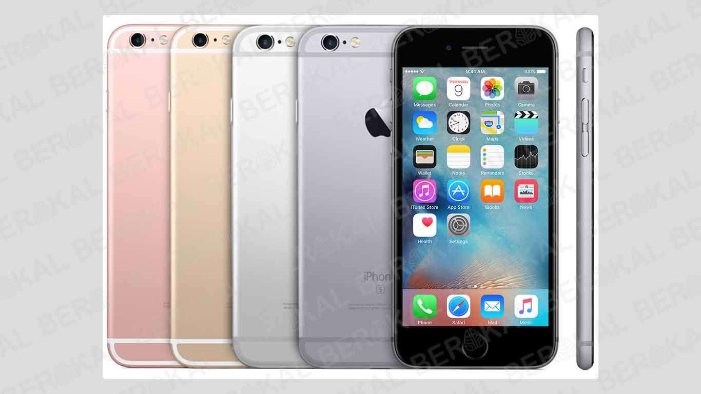 Cek Model iPhone 6s