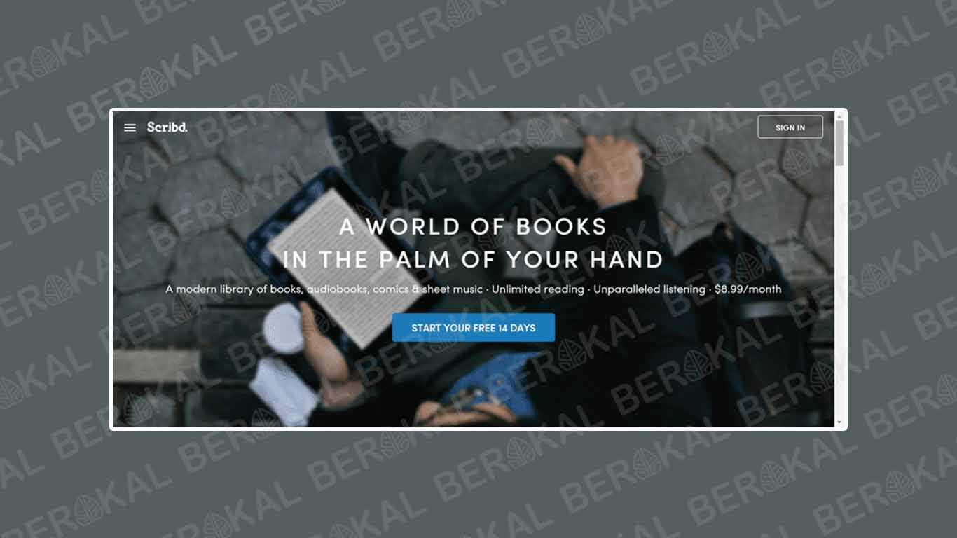 Download Buku Gratis di Scribd