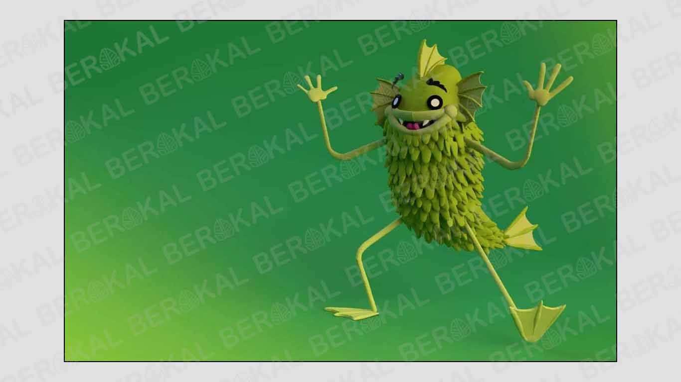 Paint 3D Creatures