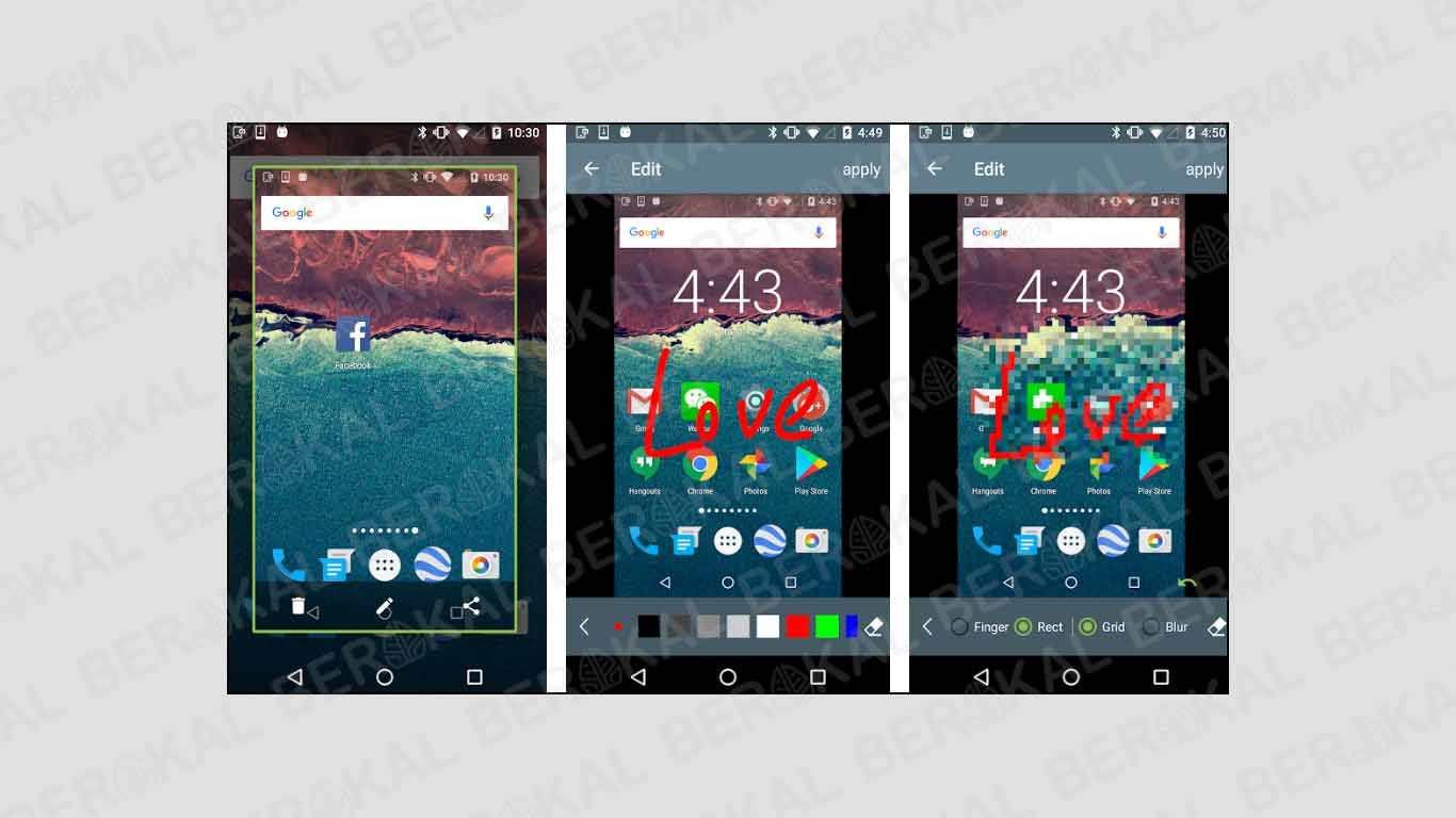 Screenshot dan Screen Recorder
