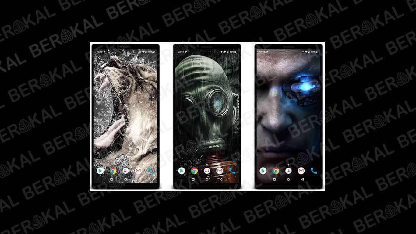 √ 10 Aplikasi Wallpaper Bergerak Untuk Android 2020