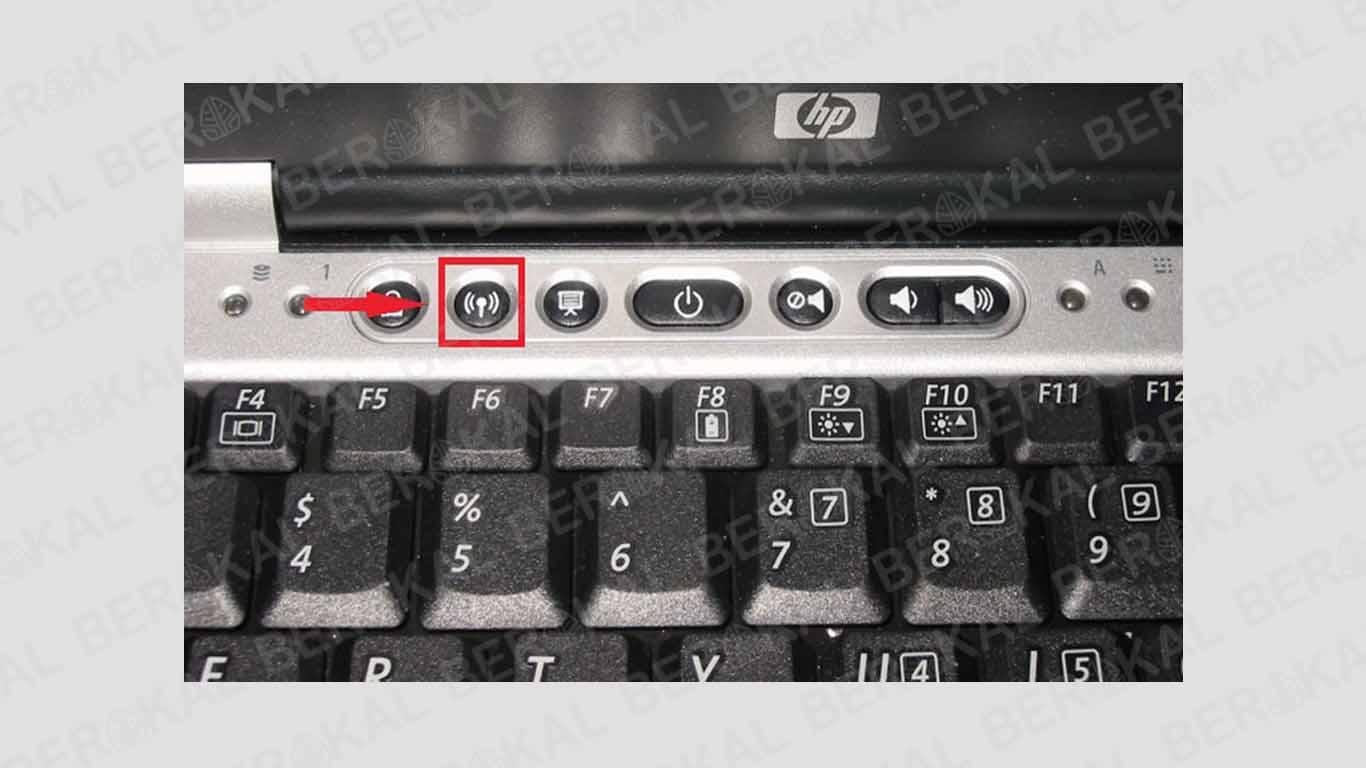 tombol wifi