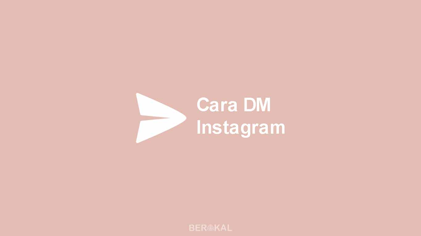 Cara DM Instagram
