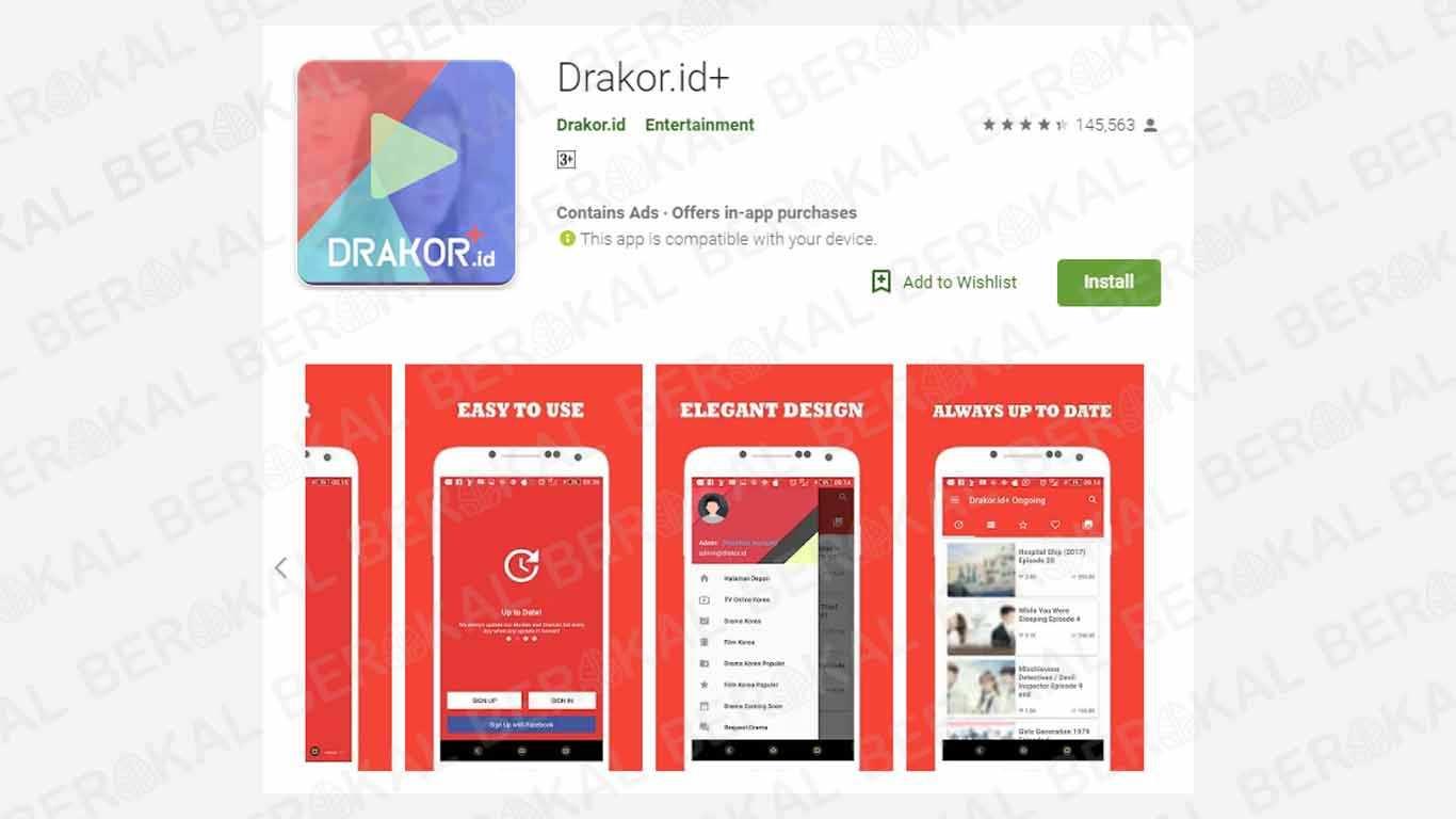 Cara Download Drama Korea di Drakor.id+ Lewat HP