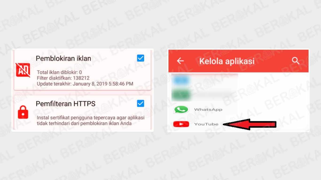 Cara Menghapus Iklan Youtube di Android dengan AdClear
